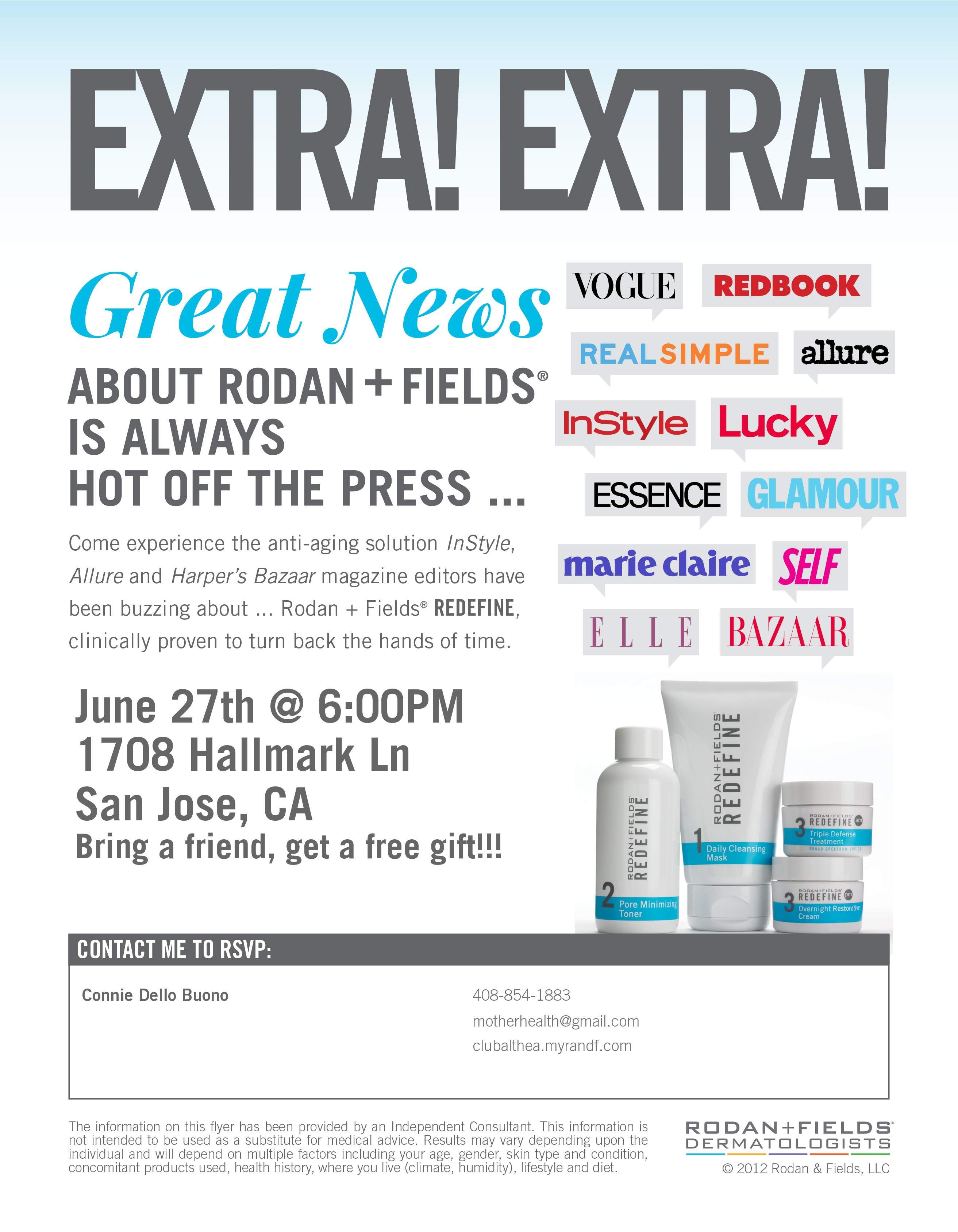 how to cancel my rodan and fields consultant