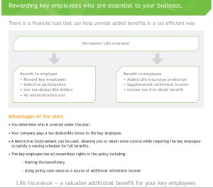 executive bonus