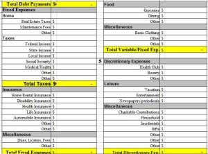 cash flow analysis p2