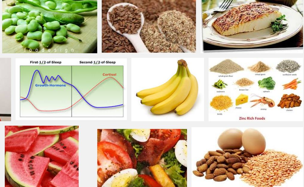 Natural Growth Hormone Boosters Food