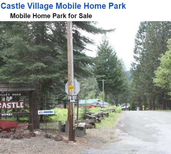 Investing Partners Needed For A Mobile Home Park In