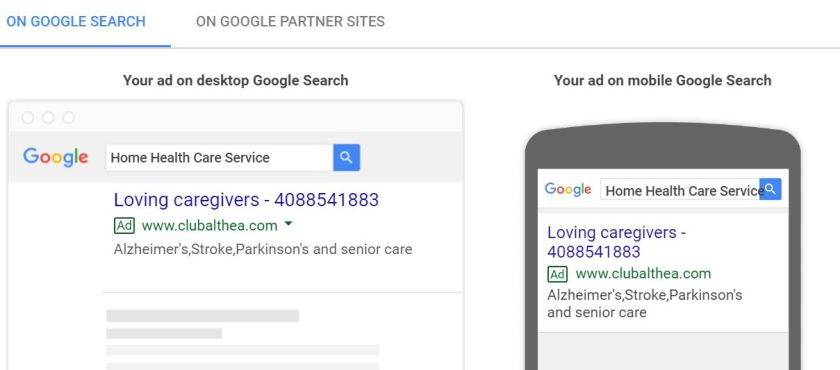 ad google